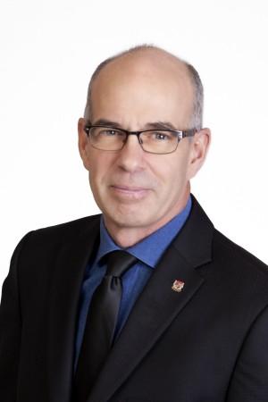 Directeur general - Alain Landry