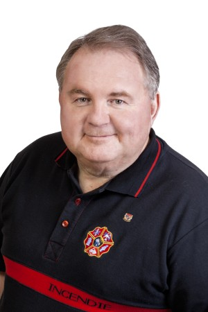Directeur securite incendie - Alain Busque