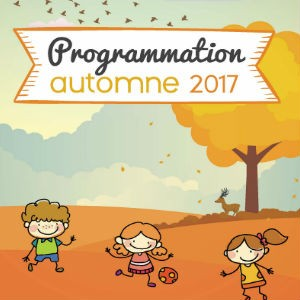 programmation automne 1
