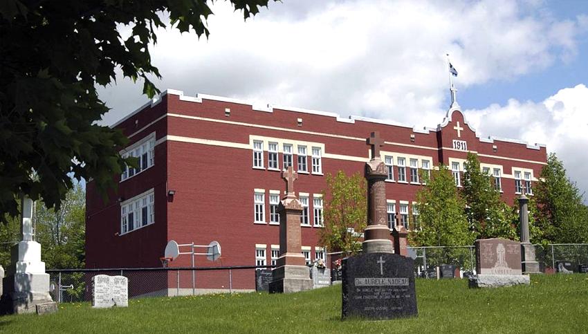 Le collège (1911)