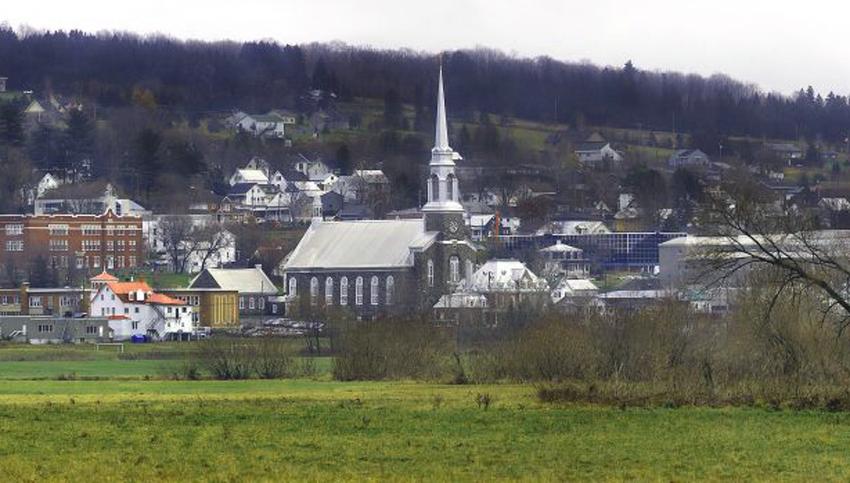 L'église (1865 – 1876)